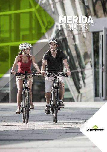 MERIDA E-Bikes 2014