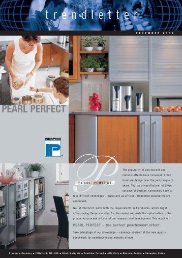 pearl perfect - Interprint