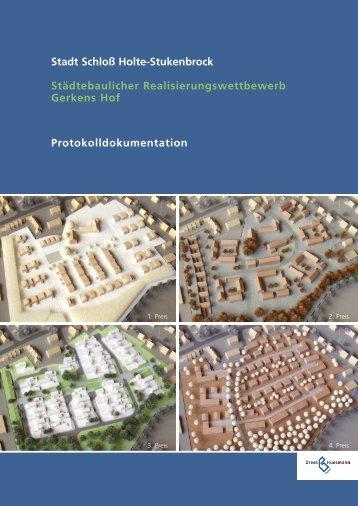 Stadt Schloß Holte-Stukenbrock Städtebaulicher - Dhp-sennestadt.de