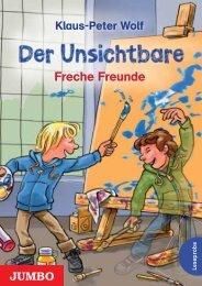 Klaus-Peter Wolf: Der Unsichtbare. Freche Freunde