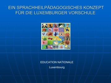 Spezifisch Sprachentwicklungsgestörte Vorschulkinder