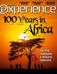 spreads. - International Pentecostal Holiness Church