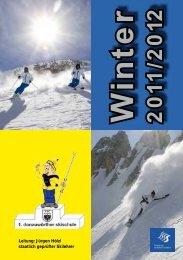 Winter - 1. Donauwörther Skischule