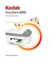 KODAK EASYSHARE 5300 All-in-One Drucker