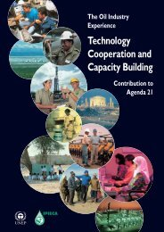Technology Cooperation and Capacity Building - CommDev
