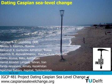 Dating Caspian sea-level change - IPIECA