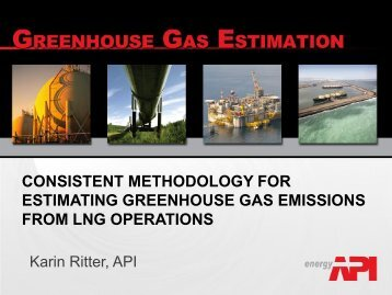 Consistent methodology for estimating greenhouse gas ... - IPIECA
