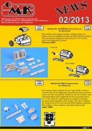 newsletter CMK 13-02 - IPMS Deutschland