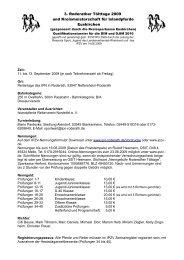 3. Roderather Tölttage 2009 und Kreismeisterschaft für Islandpferde ...