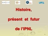 Les grands instruments de la physique des particules - IPNL - IN2P3