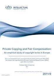 Full report - UK Intellectual Property Office