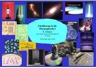 Vorlesungsscript, deutsche Version - Max-Planck-Institut für ...