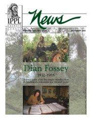 IPPL News Dec05 - International Primate Protection League