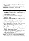 English CV (PDF, 36KB) - IPP - Page 2