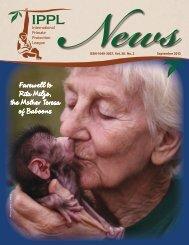 Remembering Rita - International Primate Protection League