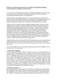 Bericht des Besuchs vom 20.6.2013 - ippnw