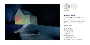 IPPNW-Kunstkalender 2014