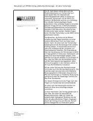 Vortragsmanuskript lang - ippnw