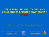 STochastic ANalysis and Design