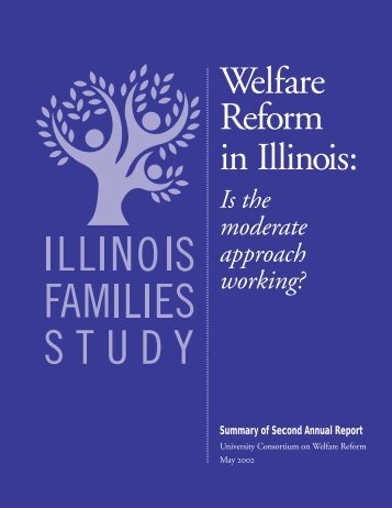 Summary Report - Institute for Policy Research - Northwestern ...