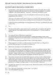 FINLAND / Study JAI A3/02/2002 – Sirpa Johansson (University of ...