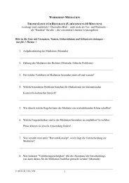 ThemenListe für ReferateII