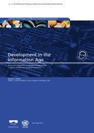Development in the Information Age - IPRsonline.org