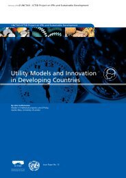 Utility Models and Innovation in Developing Countries - IPRsonline.org