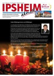 Ausgabe vom 04.12.2013 - Markt Ipsheim