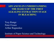 Advances in Understanding the Basics of the First Alkaline ...