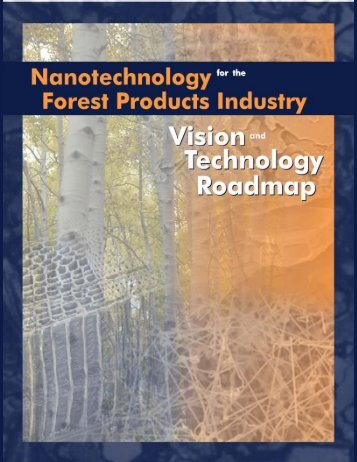 Nanotechnology for the Forest Products Industry Vision - Institute of ...