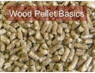 Wood Pellet Basics