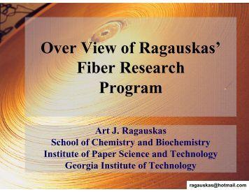 paper fibre research institute norway Gary chinga carrasco, paper and fibre research institute, norway  malgorzata zimniewska, institute of natural fibers and medicinal plants, poland.