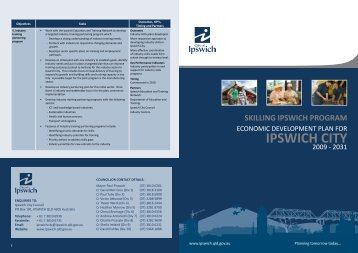 PDF, 604 kb - Ipswich City Council