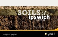 Soils of Ipswich Field Guide - Ipswich City Council