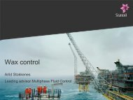 Wax control - NTNU