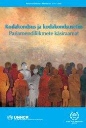 Parlamendiliikmete käsiraamat - Inter-Parliamentary Union