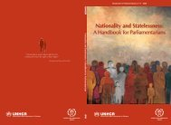 Nationality and Statelessness - Inter-Parliamentary Union