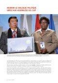 Rapport du Secrétaire général sur les activités de l'UIP en 2012 - Page 6