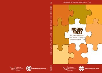MISSING PIECES - Inter-Parliamentary Union