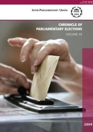 Mise en page 1 - Inter-Parliamentary Union