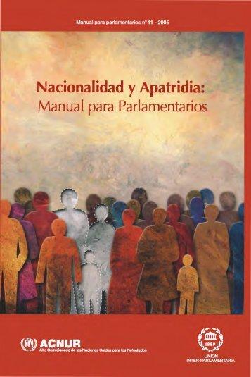 Nacionalidad y Apatridia - Inter-Parliamentary Union