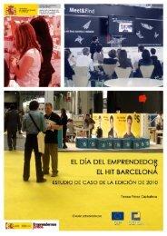 el Día del Emprendedor y el Hit en Barcelona - Dirección General ...