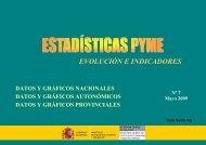 Estadísticas territoriales 2009 - Dirección General de Política de la ...