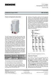 Product and Applications Description Application Programs - IQmarket
