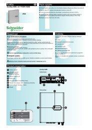 6 7 3 1 5 4 2 4 cz SunEzy Product presentation Popis ... - IQmarket