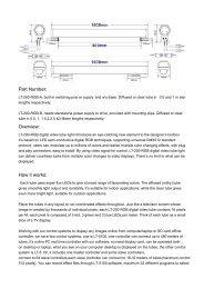 LT-200-RGB LED video tube data sheet.pdf - IQmarket