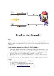 C14 Solarzelle - Leibniz Universität Hannover
