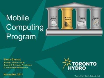 Mobile Computing Program - IQPC.com