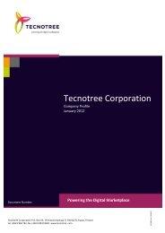 Tecnotree Full Company Profile - IQPC.com